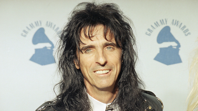 Alice Cooper headed to Packard in May
