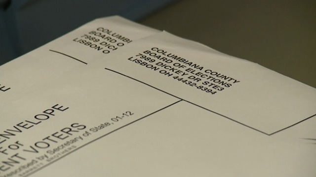 East Liverpool woman charged with voter fraud