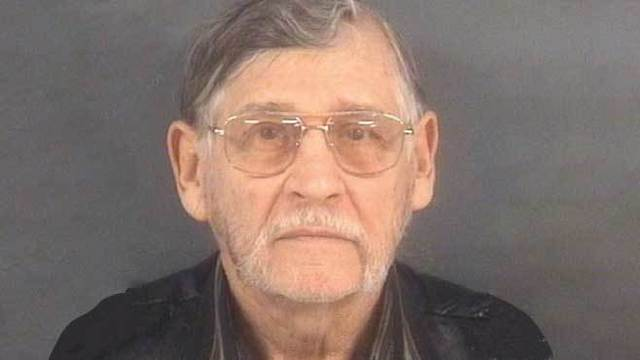 78-yr-old man charged with punching protester at Fayetteville Trump rally
