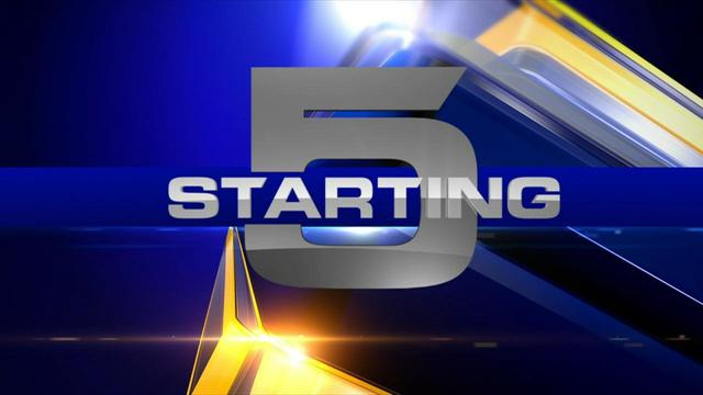 Who's the best on the high school hardwood? WKBN announces early contenders for Starting 5