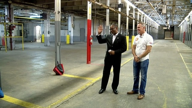 Auto Parkit plant to be built on General Electric property in Warren