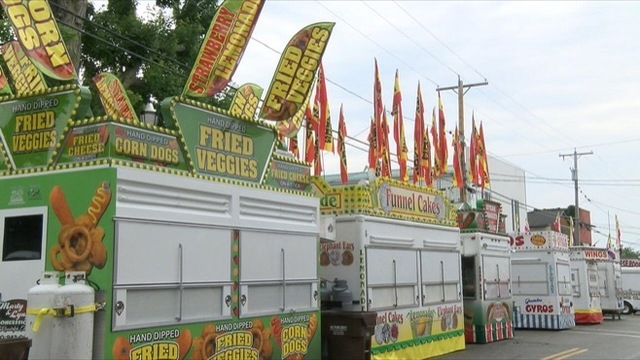 Cortland's annual Street Fair takes months of planning