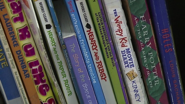 Mercer County Students Getting New Books Through United Way Program