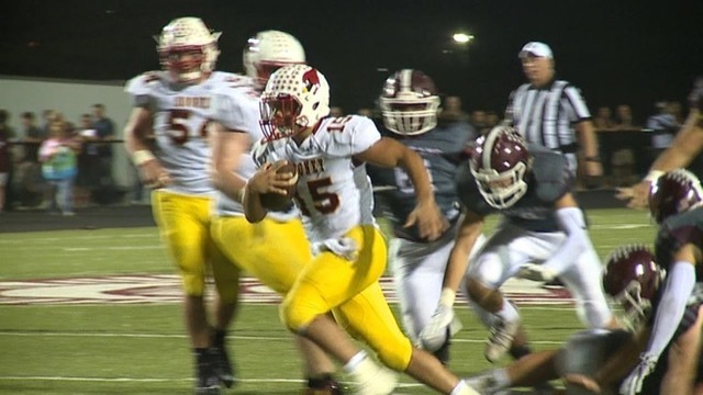 Cardinal Mooney Football enters playoff picture