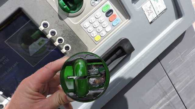 Card Skimmer Found On Atm At Niles Bank