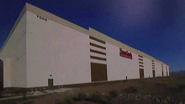 TJX pulling out of Lordstown for Homegoods facility
