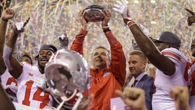 Ohio State's Meyer gets 2-year extension, $1.2 million raise