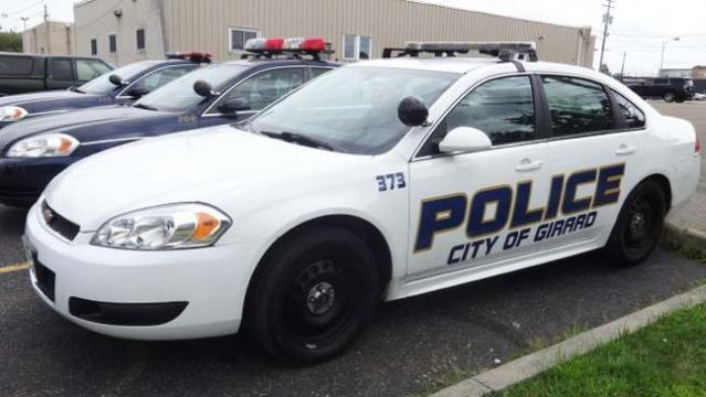 Girard crime activity: Man threatened to cut officer's fingers off, police say