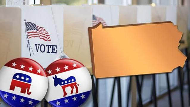 Race for governor leads Pa. primary ballot