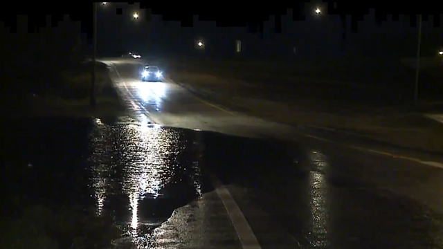 Flooding closes Route 711 ramp and other Valley roads