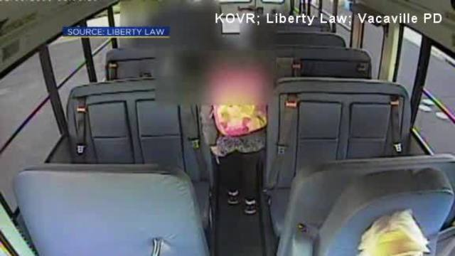 VIDEO: School bus driver accused of physically abusing girl with autism