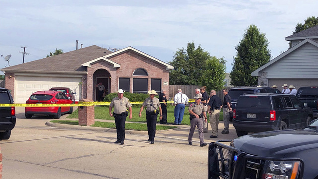 Deputies: Father massacres 3 kids in front of ex-wife before killing himself