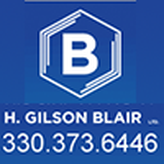 H. Gilson Blair logo