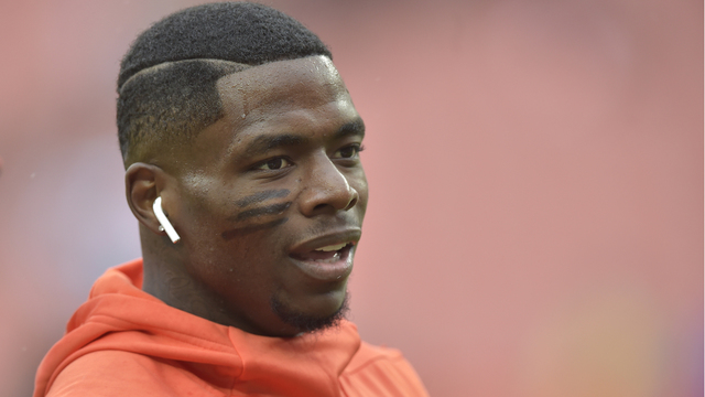 Browns set to release troubled wideout Josh Gordon
