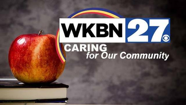 WKBN 27 Caring for Our Community: Creative Classroom Contest 2018