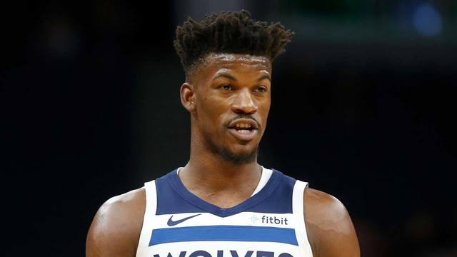 Jimmy Butler going to 76ers from Minnesota