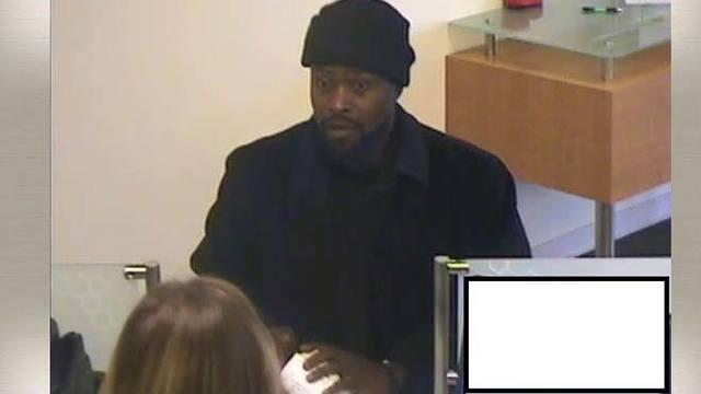 Austintown police looking for man after Huntington Bank robbery