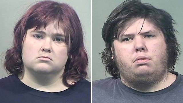 Police say Warren parents arrested after feces found in home