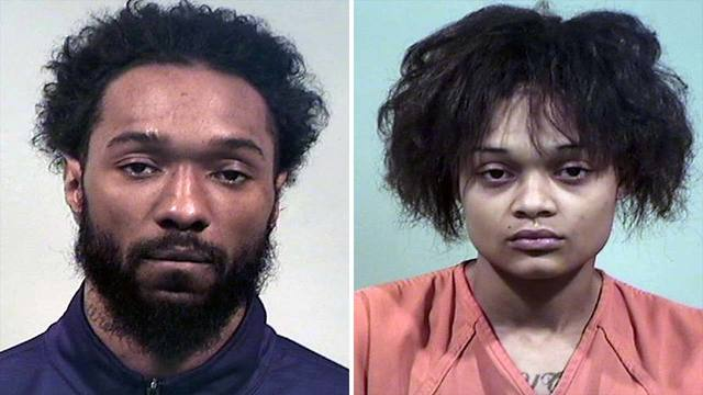 Warren police: Suspects made man strip during robbery