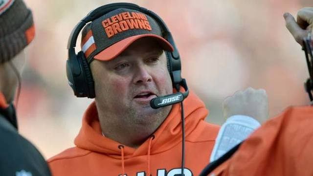 Browns to hire Freddie Kitchens as next head coach