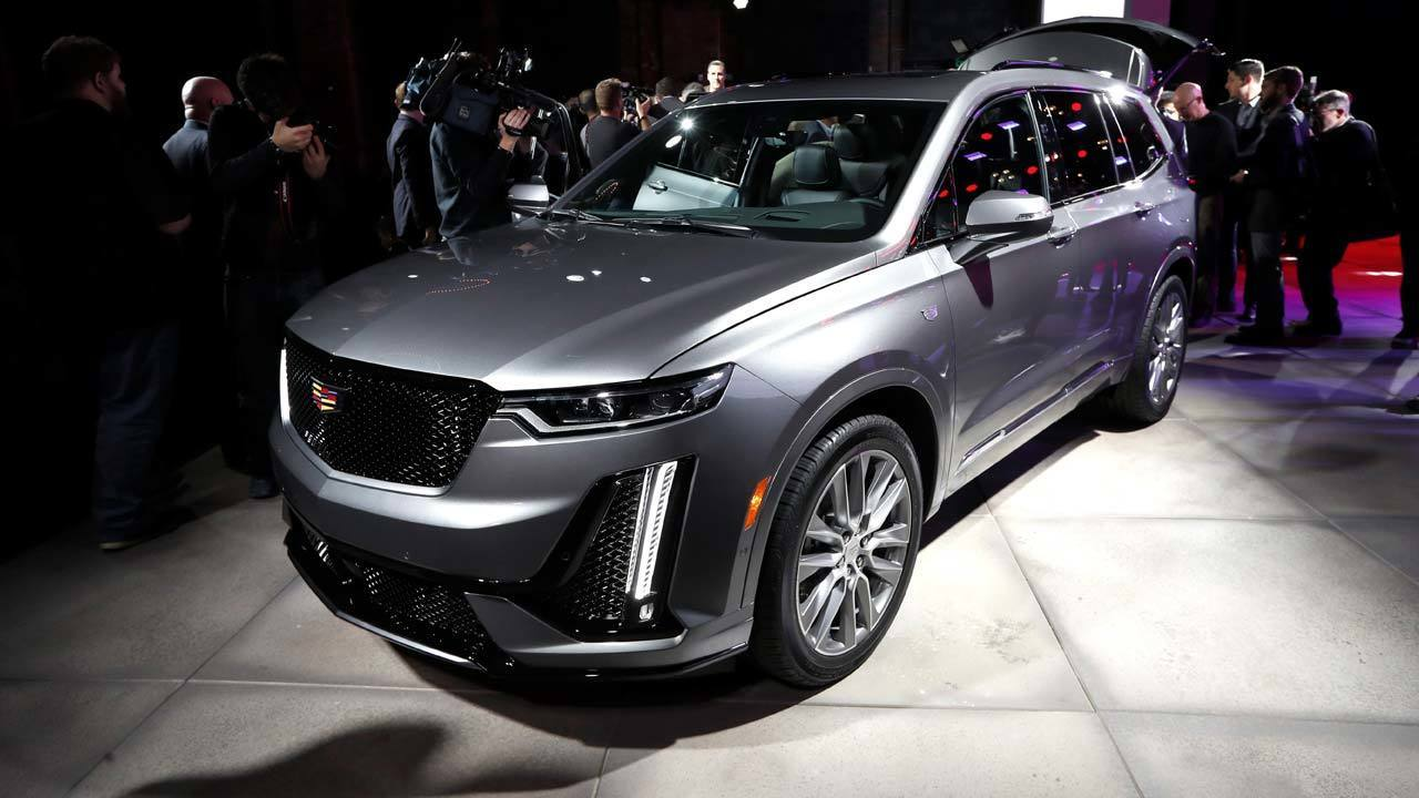 New Cadillac Suv Looking To Upset The Europeans