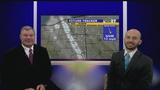 WATCH:  Frigid cold to start the week