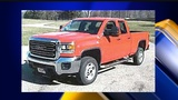 Salem police say someone stole truck with attached plow from city building