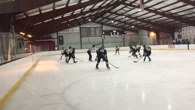 New Castle's Hess Ice Rink in running for free renovation