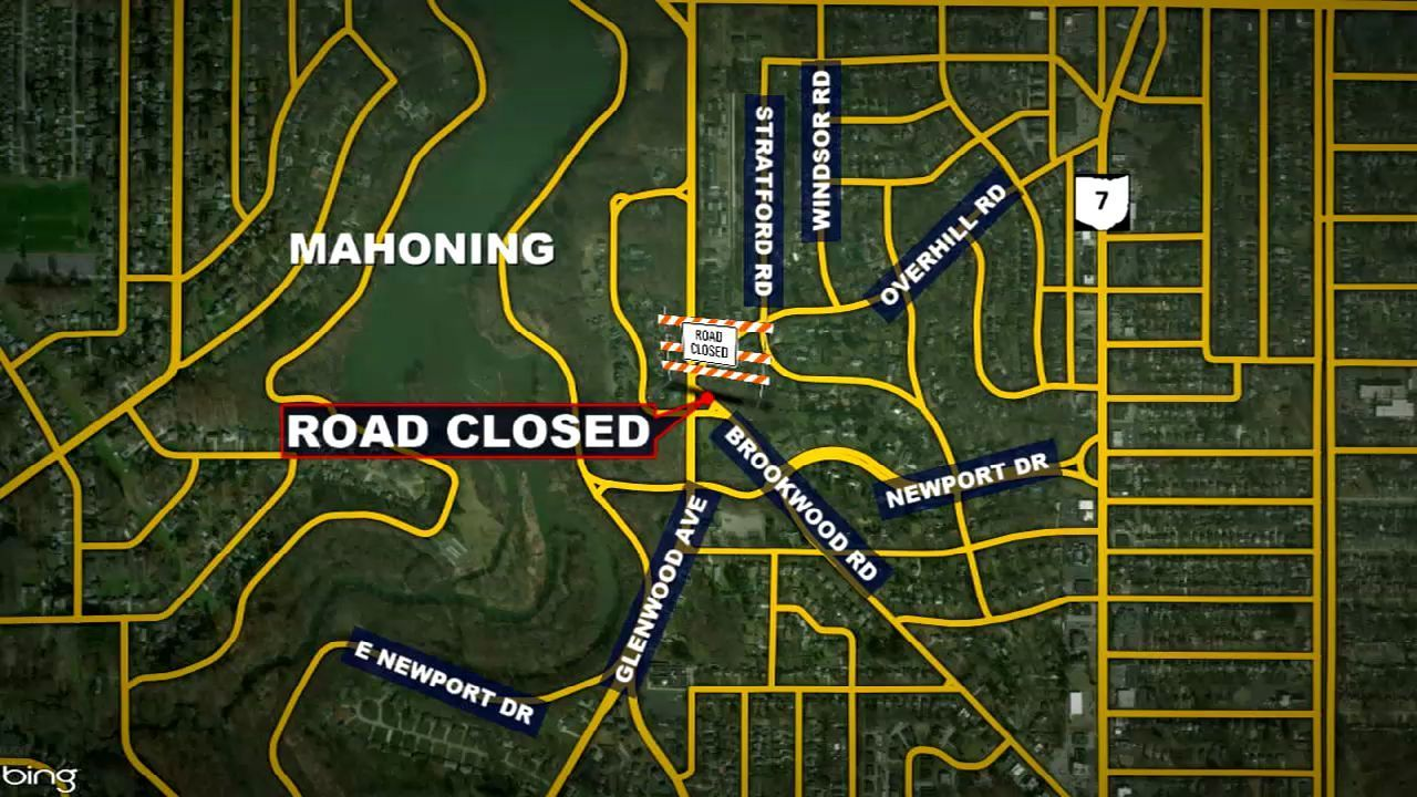 Traffic alert: Downed trees and power lines prompt road closures
