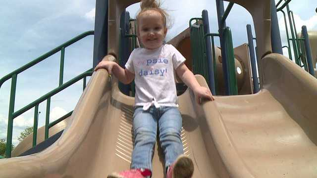 Boardman 3-year-old with spina bifida surpasses doctors' expectations