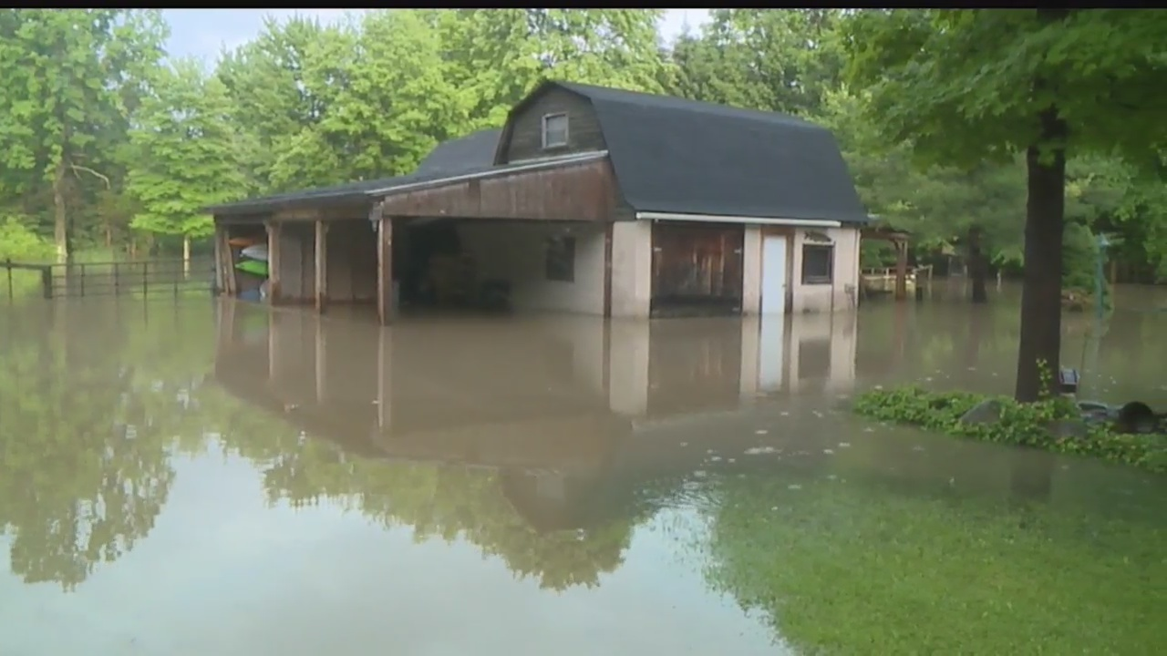 Flooding causes big issues in Trumbull Co  as residents try to